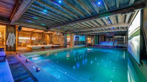 Chalet Marco Polo  Val d'Isère