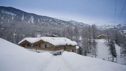 Panicha Penthouse Zermatt