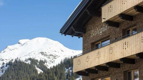 Penthouse Balegia Lech