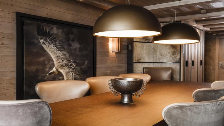 Luxury Serpentine Apartment, Courchevel 1850