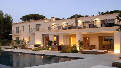 Villa Sogno di Luce  St. Tropez