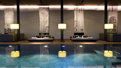 THE CHEDI ANDERMATT Andermatt