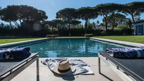 Villa Abrielle St. Tropez
