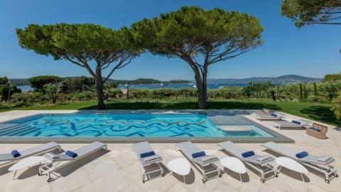 Villa Canoubwest St. Tropez