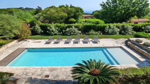 Villa Claudette St. Tropez