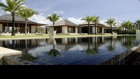 Villa Ananda at Jivana  Pangh Nga