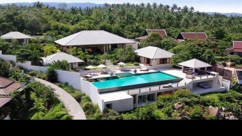 Villa Ban Reemo  Bophut