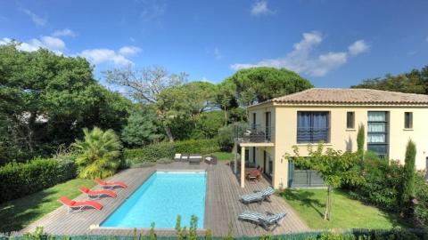 Villa Charlene St. Tropez