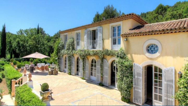 Villa Francine, Gassin