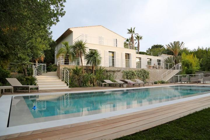 luxury villa St.Tropez