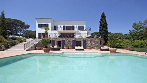 Villa Kira Ramatuelle