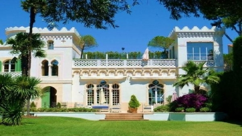 Cote d'Azur Villa