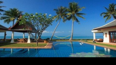 Villa Lotus  Maenam