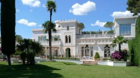 La Villa Mauresque  St. Raphael