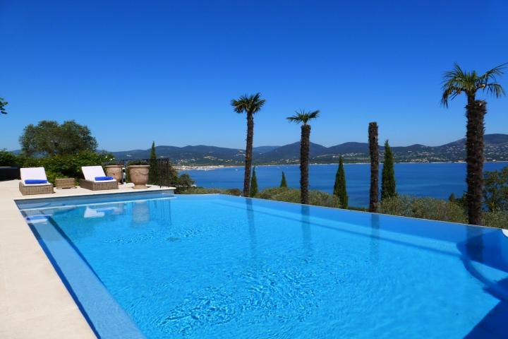 luxury villa Mirande St.Tropez