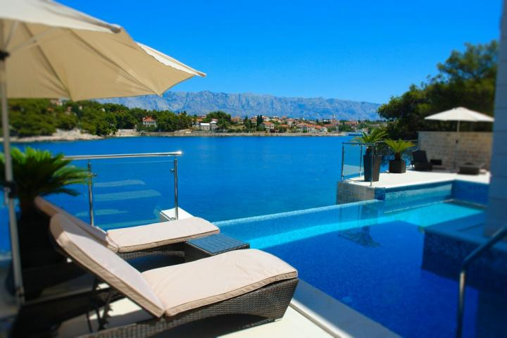 luxury villa Croatia