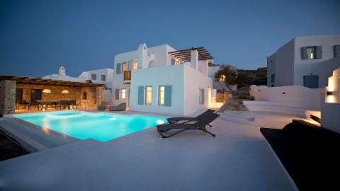 Villa Pearl Ornos